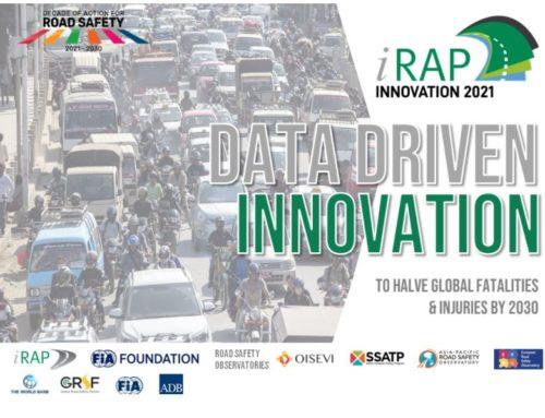 iRAP – Innovation Workshop, online, October 2021