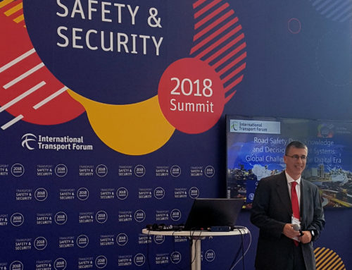 ITF Summit on Transport Safety and Security, Leipzig, 2018
