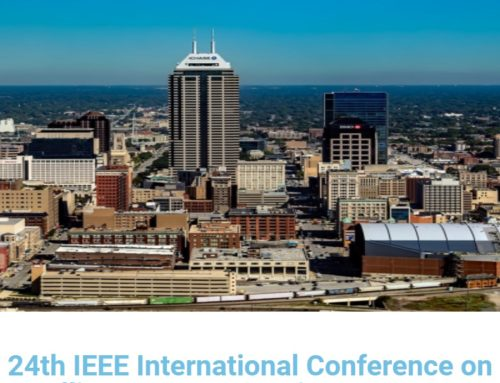 IEEE/ITSS – 24th International Conference on Intelligent Transportation Systems, Indianapolis, September 2021