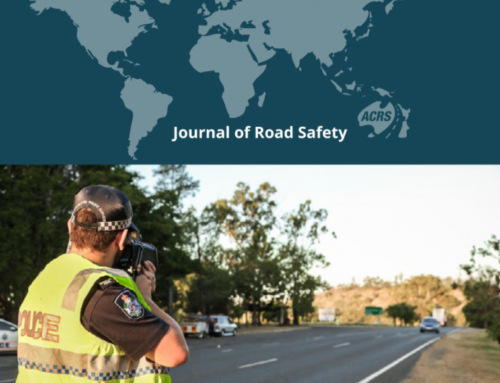 ACRS – Journal of Road Safety, May 2021