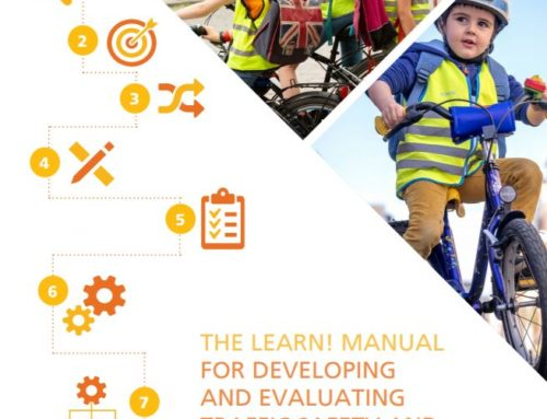 ETSC/VSV/MAPFRE – LEARN! Manual: Eight steps to improved road safety education, June 2021.