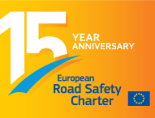 European Road Safety Charter – Excellence in Road Safety Awards, 2019