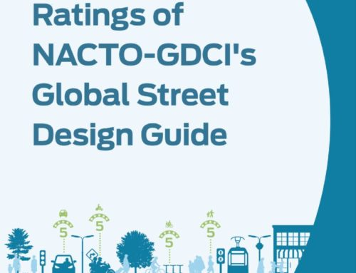 NACTO – iRAP Star Ratings of the Global Street Design Guide, October 2020
