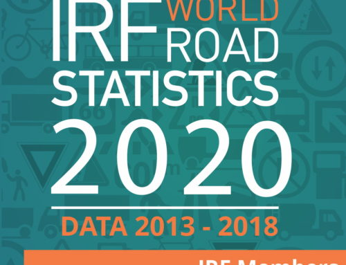 IRF – World Road Statistics 2020, September 2020