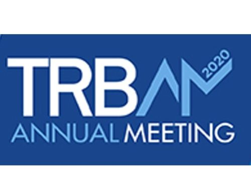 99th TRB Annual Meeting – Washington, 2020