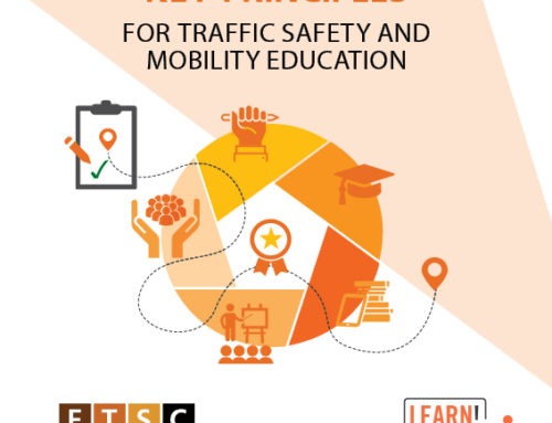 ETSC – Key Principles for Traffic Safety and Mobility Education, January, 2020