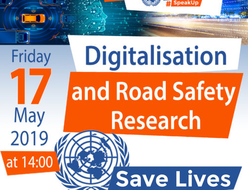 NTUA – Digitalisation and Road Safety Research Workshop, May 2019