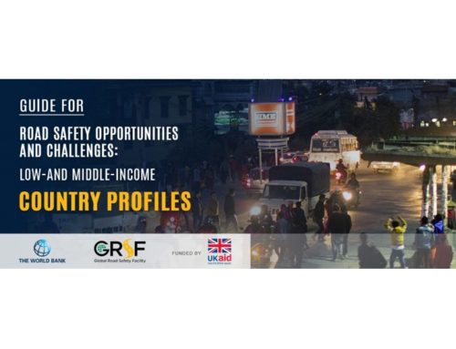 World Bank – Road Safety Guide for LMIC, February, 2020