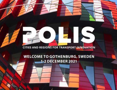 POLIS – Polis Annual Conference, Gothenburg, December 2021