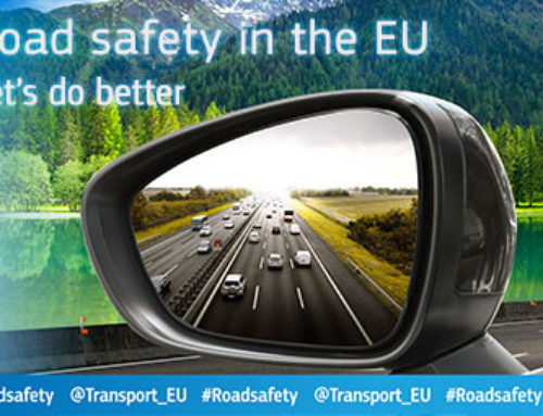 European Commission – Final Road Safety Figures, 2017
