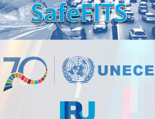 UNECE – SafeFITS – The Global Road Safety Model by NTUA 2017