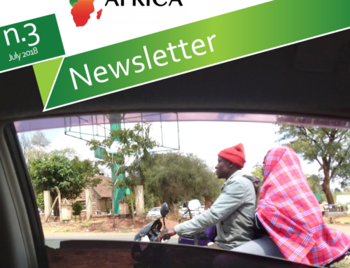 SaferAfrica 3rd Newsletter, 2018