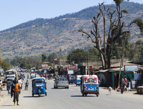 EIB: Ten Multilateral Development Banks increase commitment to road safety, November 2020
