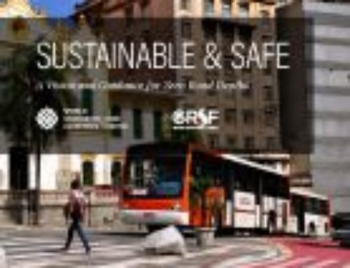 World Resources Institute – Sustainable and Safe: A Vision and Guidance for Zero Road Deaths, 2018