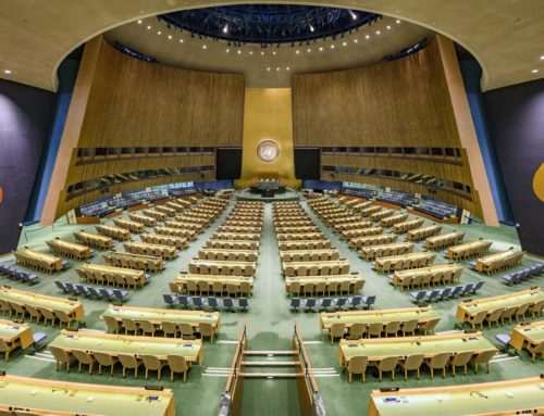 UN High-Level Meeting on Global Road Safety, New York, July 2022